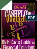 Robert Kiyosaki - Cashflow Quadrant - Rich Dad's Guide to Financial Freedom