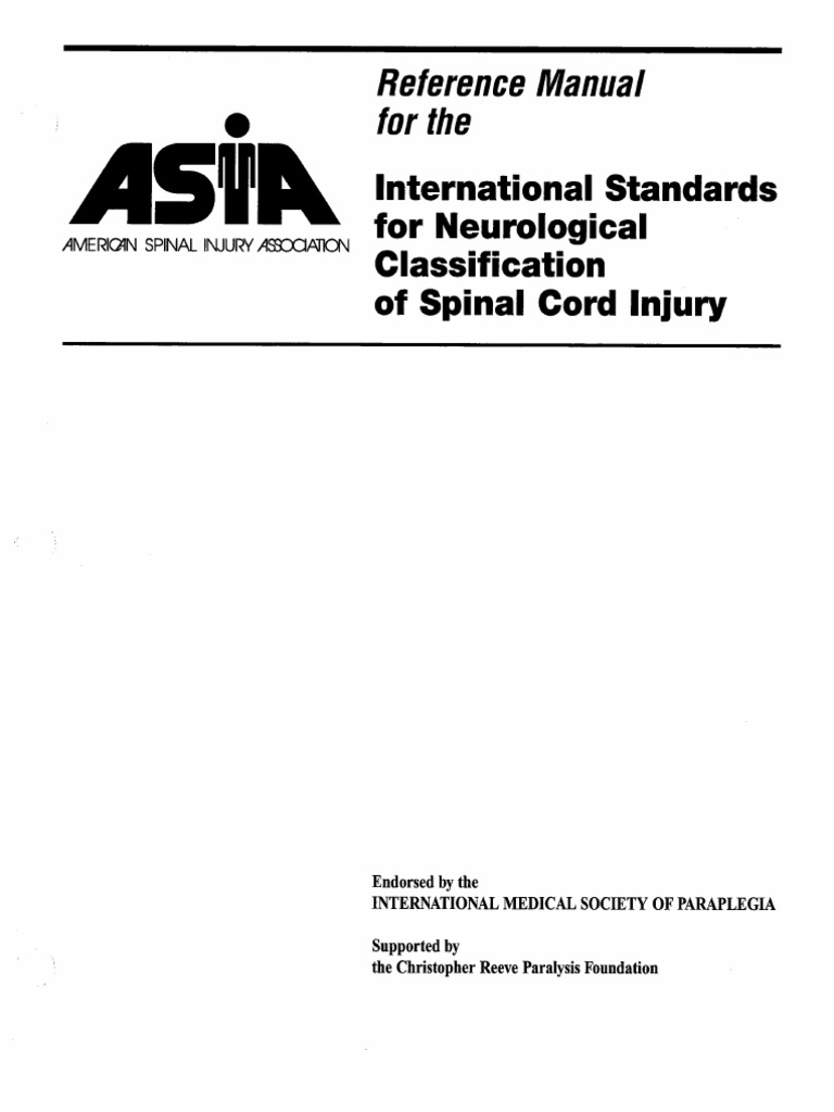 ASIA Reference Manual Complete