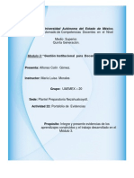 Portafolio Modulo 3 PROFORDEMS