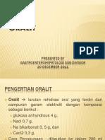Slide Oralit