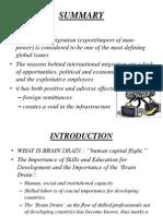 Crisis of Brain Drain in Pakistan
