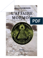 Franck Gordon_Joseph Smith  franc-maçonnerie et mormons