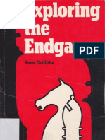 Exploring the Endgame - Peter Griffiths