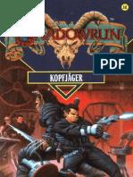 Shadowrun Band 30 - Kopfjäger