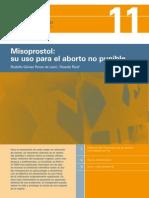 Misoprostol Para Aborto No Punile Gomez y Rizzi