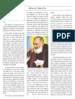 Padre Pio Rp Daniel Couture