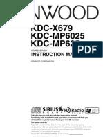 KDC-X679