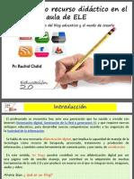 El Blog Como Recurso Didactico1