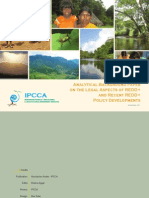 IPCCA Analytical Background Paper on REDD+