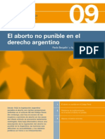 Aborto No Punible en Argentina