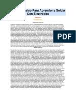 Manual Basico Para Aprender a Soldar Con Electrodos