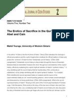 The Erotics of Sacrifice