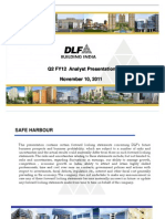 DLF Q2 Analyst Presentation