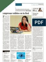 Reportaje Ana Santos eventosfera