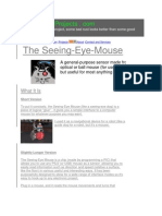 Eye Ball Sensor