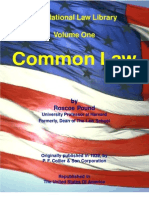 Vol 1.05 Common Law