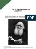 Tolstoi, Leon - El Reino de Dios Esta Dentro de Vosotros