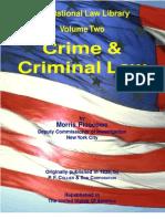 Vol 2.05 Crime