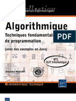 Algorithmique Techniques Fond Amen Tales de Program Mat Ion com
