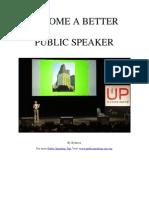 Public Speaking Tips Www.publicspeaking Tips