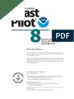 Coast Pilot Vol.8