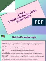 Kerangka Kerja Logis (Log Frame)
