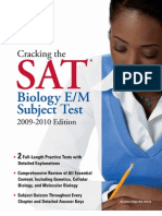 18241704 Cracking the SAT Biology EM by the Princeton Review Excerpt