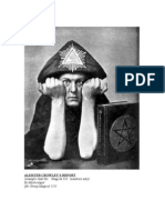 Aleister Crowley - Chart Cd4 Id 595912264 Size208