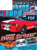 Australian Mustang and Ford Magazine - October November 2010