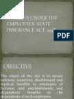 Benefits Under Esi[1]