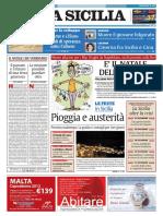LaSicilia 24.12.2011 Email