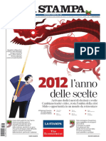 LaStampa 24.12.2011 Email