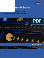 Food Markets in Dutch Dutch Banks and Pension Funds in Agricultural Derivatives Markets (Rens van Tilburg -SOMO-)