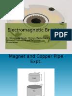 Electromagnetic Breaking PPT