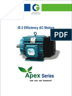 Apex Series IE2 Motors English
