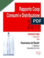 RAPPORTOCOOP2011-E.Migliavacca