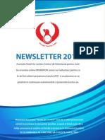 Newsletter YfJ 2011