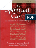 The Spiritual Cure - An Explanation of Surah Fatiha Imam Ibn Qayyim al-Jawziyyah