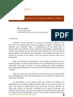 Les Facteurs de Reussite Du Tourisme Durable Au Maroc