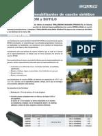 a00 Catalogo Laminas Aquastop Epdm Butilo Elastoseal