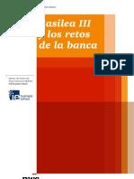 IE - Basilea III y Los Retos de La Banca