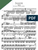 Piano Sonata No 21Op 53waldstein-Piano Text