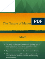 Presentation for Bilogy-The Nature of Matter