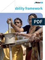 Sustainability Framework Final