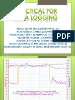 Practical for Data Logging (Ict)