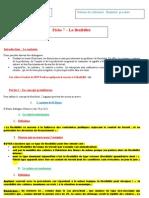 fiche7 - La flexibilité