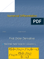 C04-Defferentiation and Integration