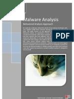 Malware Analysis [ Talal Al Ismail, Ali Al Kaf, Rashid Al Mehairbi]