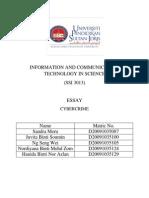 Cyber Crime Essay