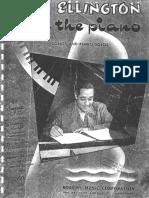Duke Ellington at the Piano - Piano Scores